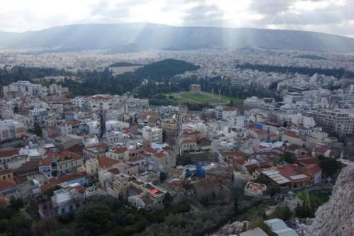 Tempio Zeus Atene