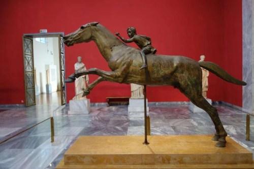 Fantino di Capo Artemisio Atene