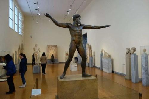 Poseidone di Artemisio Atene