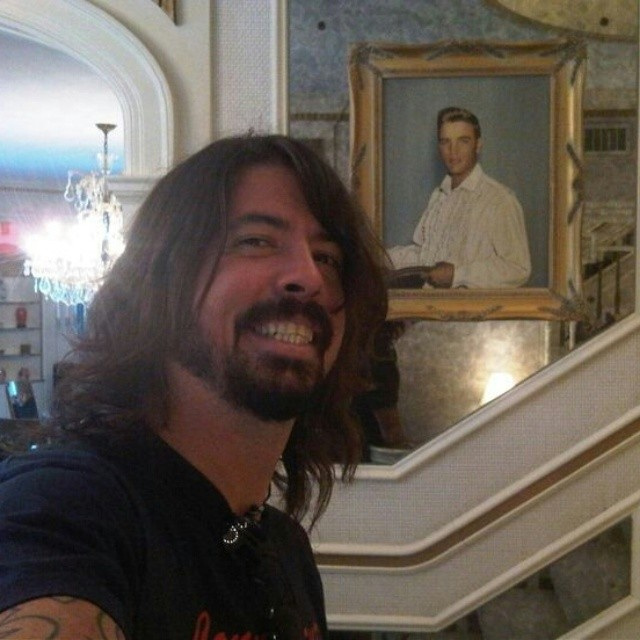Dave Grohl Family In Detail Wife Kids Parents And
