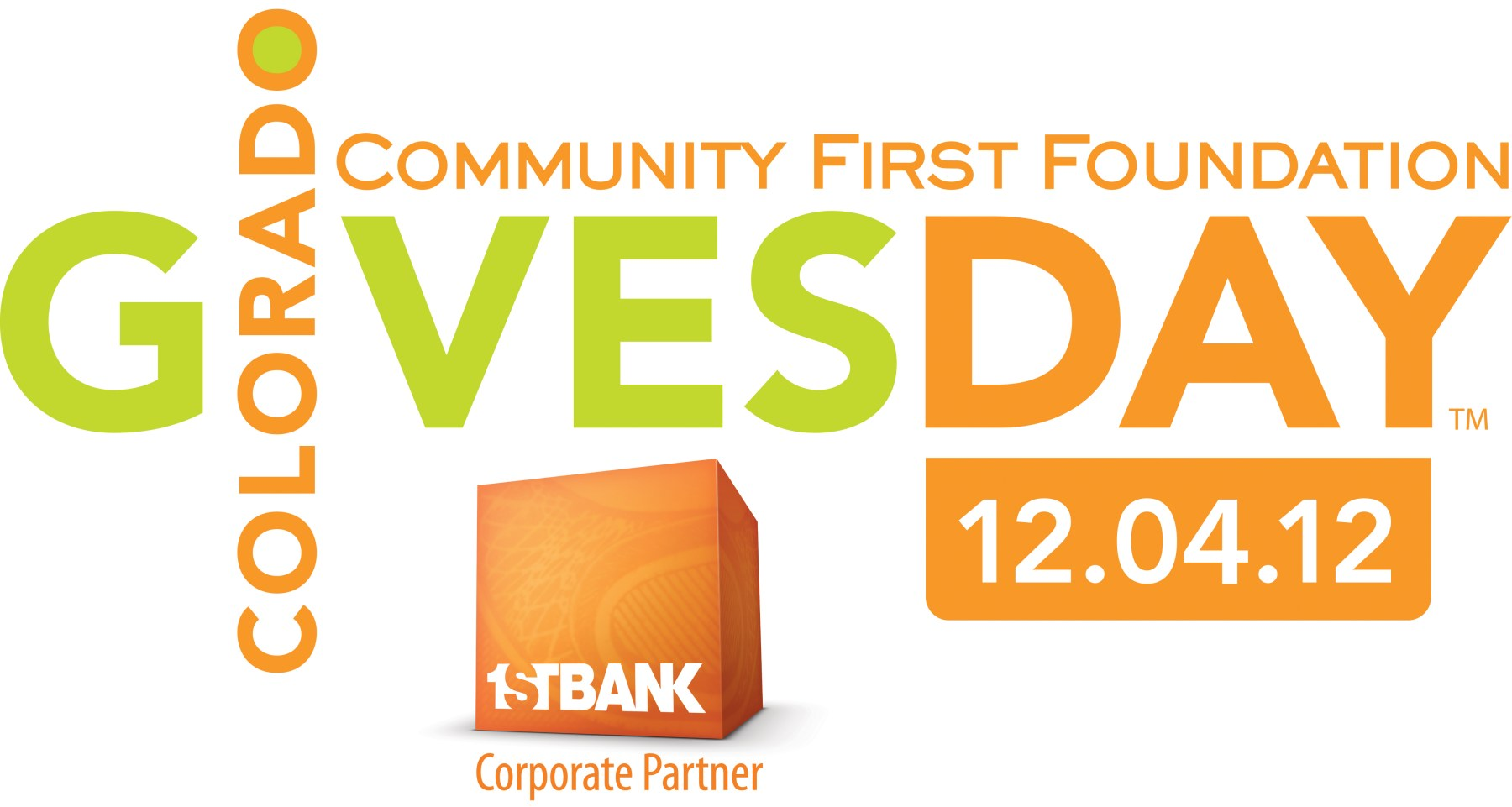 Colorado Gives Day is December 4, 2012