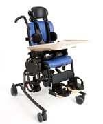 Specialized feeding and positioning chair