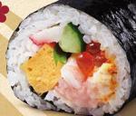 回転寿司屋さんの恵方巻を比較、予約特典、予約期間などまとめ(くら寿司、スシロー、はま寿司)