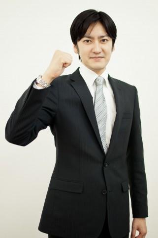 男性、スーツ