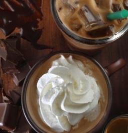 スタバ「カフェ モカ」
