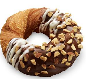 ミスド、ブルックリン メリーゴーランドチョコレートナッツ