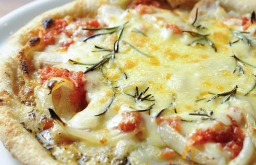イタリア料理ピザ