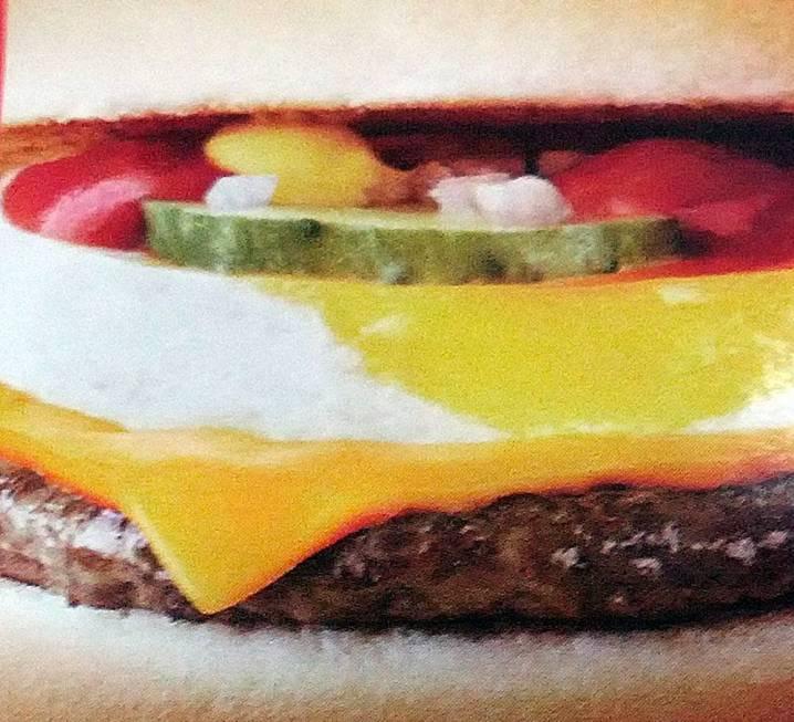 お手ごろマックのエッグチーズバーガー