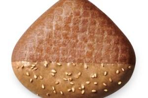 ミスド 焼き栗ドーナツ マロンチョコ