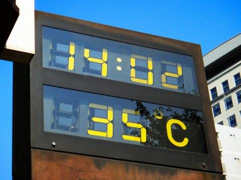 暑さ指数 猛暑 熱中症