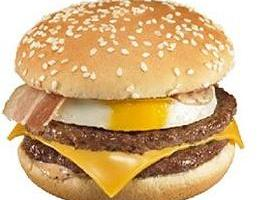 マクドナルド チーズたまごダブルマック