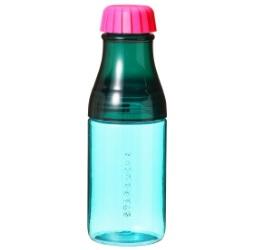 スタバのサニーボトルブルーグリーン 500ml