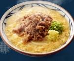 丸亀製麺「肉たまあんかけ」が半額(2016年11月7日~11月9日)