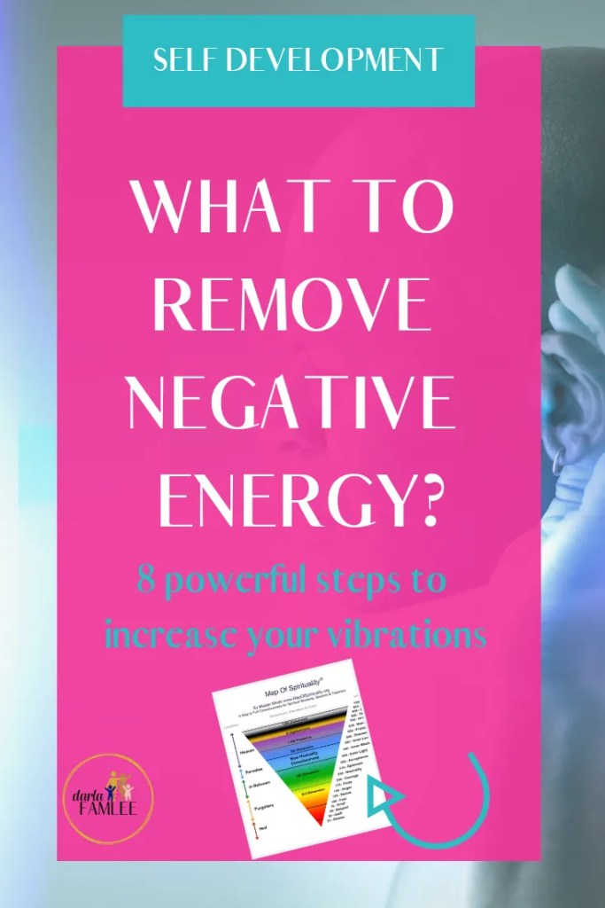 Looking to create a positive life and happy life? Feel like there may be negative energy getting in the way of positive thinking and good vibes? Click through to learn powerful steps to increase your vibrational energy with spiritual wisdom. #happyvibes #howtocreatehappiness #Ichoosetobehappy Positive thinking  Positive People   Find your Happy