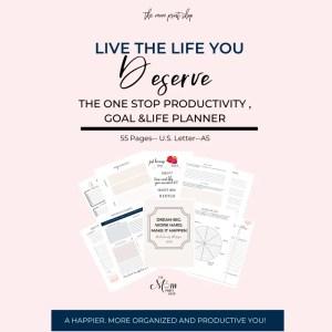 Productivity Planner 1