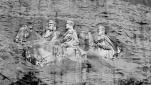 lideres estados confederados stone mountain
