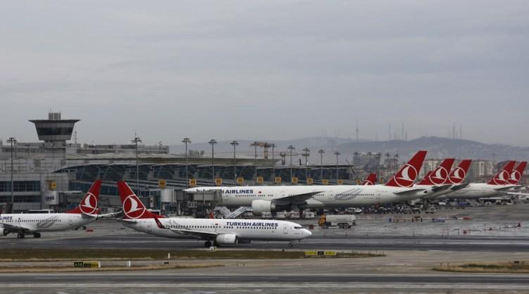 aeroporto Ataturk a Istanbul IST - © Murad Sezer