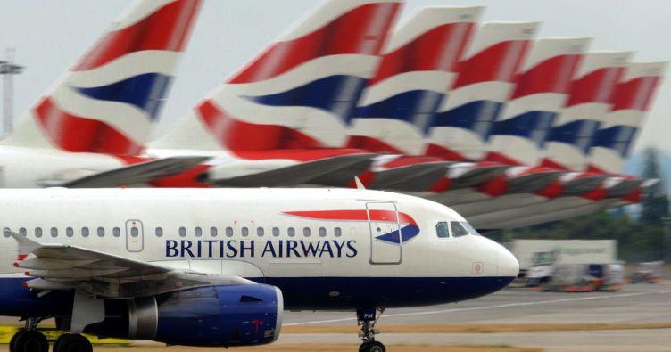 della gloria di British Airways sta rimanendo solo il ricordo del passato