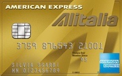 carta American Express Alitalia Gold