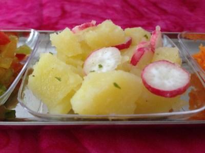 3 salades sur un plateau 2