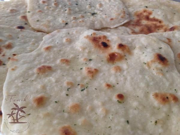 pain pita sans levure