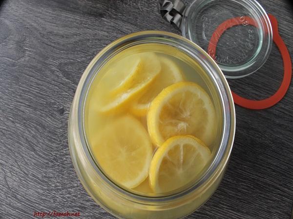 Citron confit express