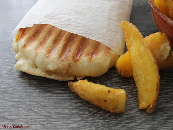 Pain pour le panini