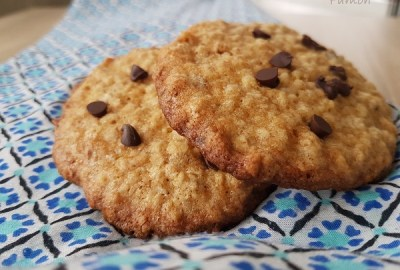 biscuit avoine et pépite de chocolat