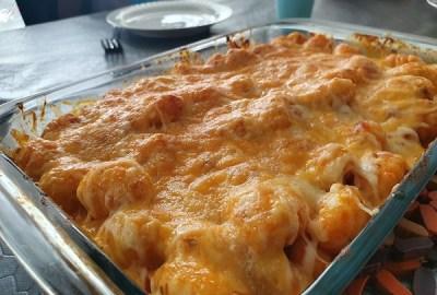 gratin de gnocchi sauce tomate