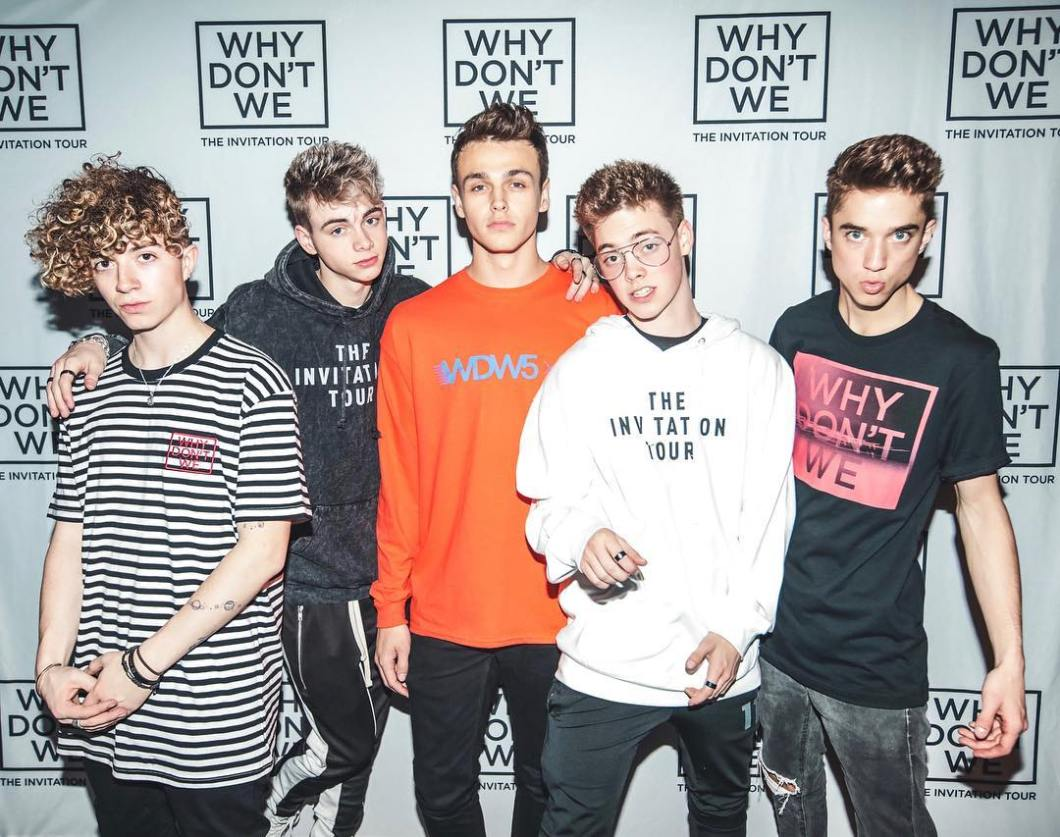 Why Don't We Members, Age, Profile, Height, Wiki | Pop Band