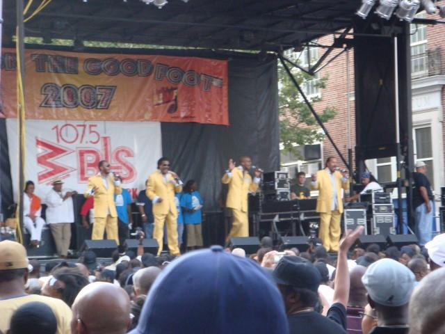 Harlem Street Party - Ray, Goodman &Brown