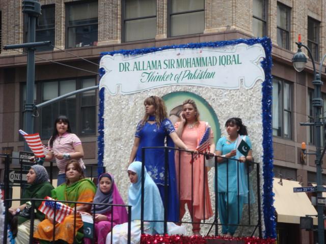 Pakistan Day Parade - float8