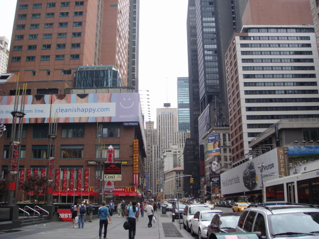 Times Square Church general area 1