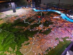 City Model lit