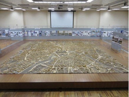 City Model Moscow master plan