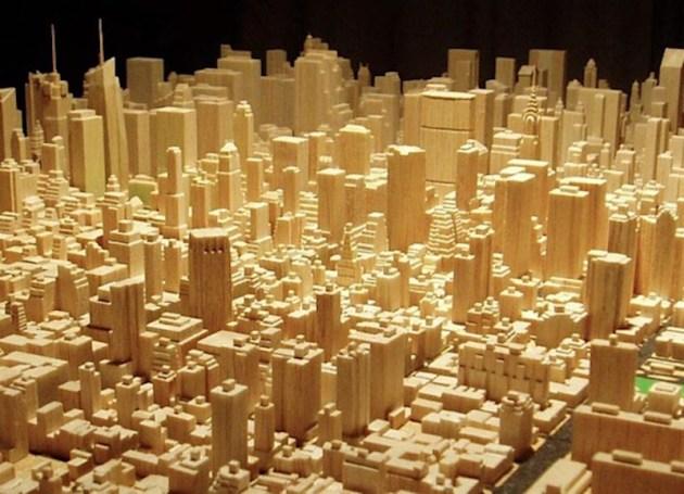 City Model NYC
