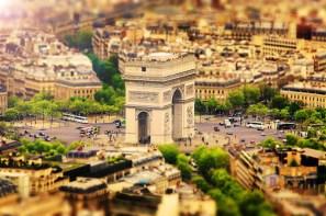 City Model Paris