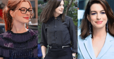 5 lessons from Anne Hathaway to dress like an enterprising woman 25