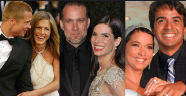 Jennifer Aniston, Sandra Bullock and other celebrities who were reborn after divorcing 41