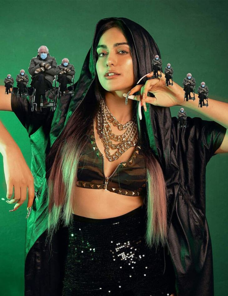 Adah Sharma Latest Photo