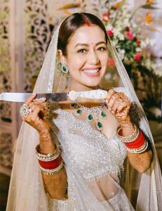 Neha Kakkar married Image