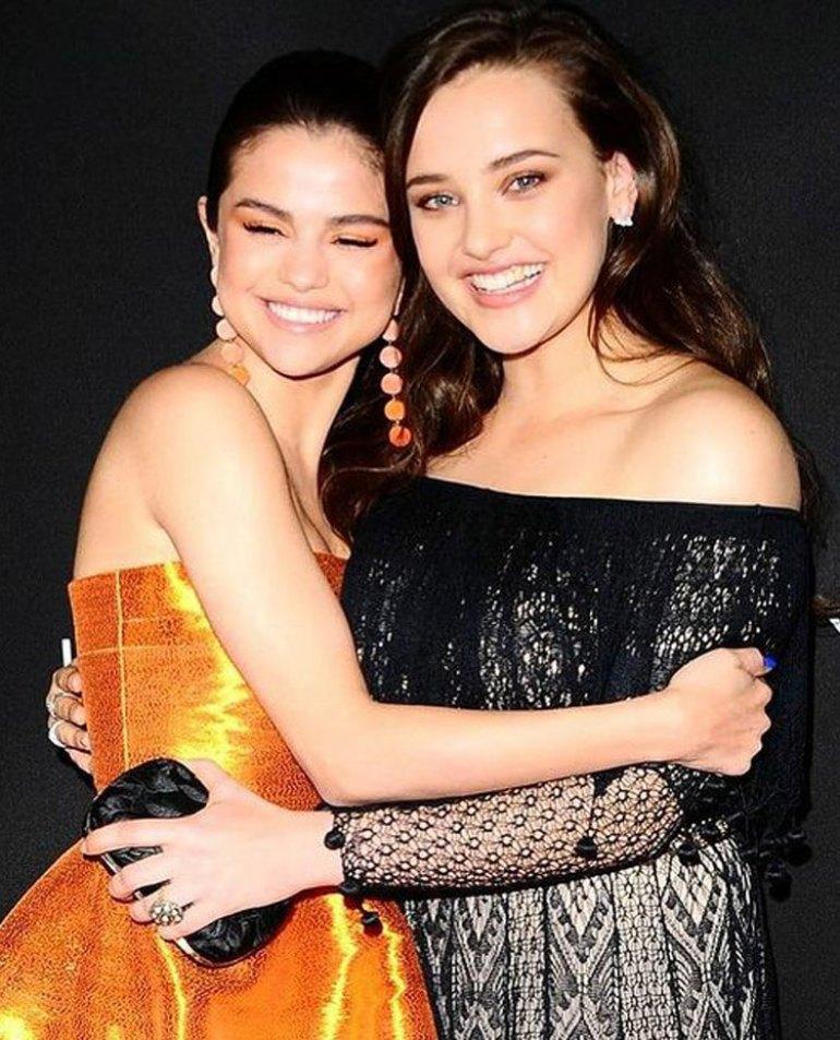 Selena Gomez Friend
