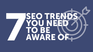 SEO Trends Infographic