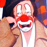 Albert Fratellini, famous European circus clown