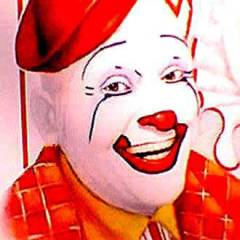 "Glenn ""Frosty"" Little, inducted into the 1991 Clown Hall of Fame"