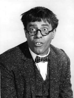Jerry Lewis as The Nutty Professor