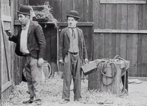 The Fatal Mallet - classic Charlie Chaplin silent short film