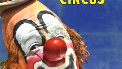 Lou Jacobs circus poster - Barnum and Bailey Circus