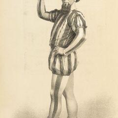 Dan Rice (1823-1901) - President Lincoln's Court Jester