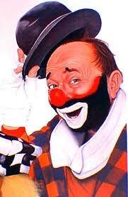 Al Ross - shrine clown